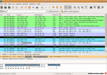 gulp-wireshark